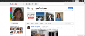 Google+_Wendy_Profile